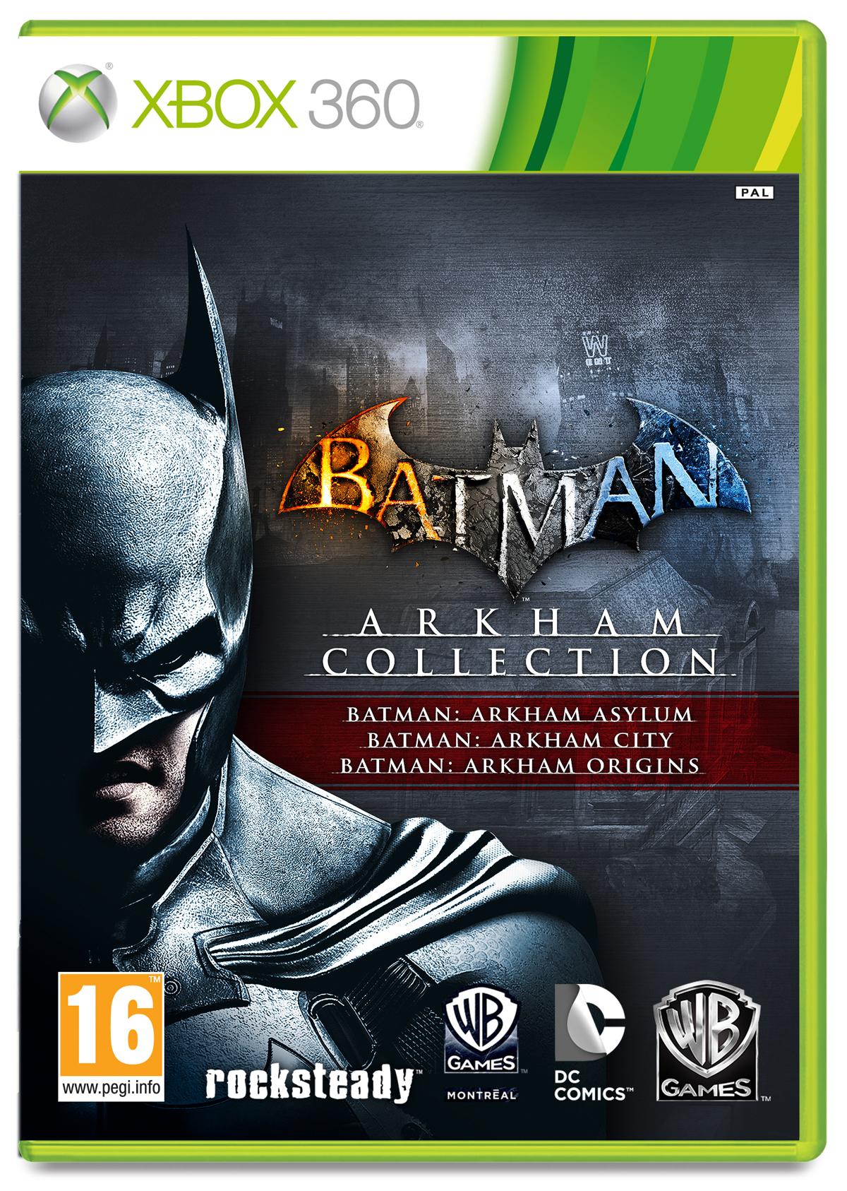Batman  Arkham Collection anunciado! - NerdBunker 18ad66baf37