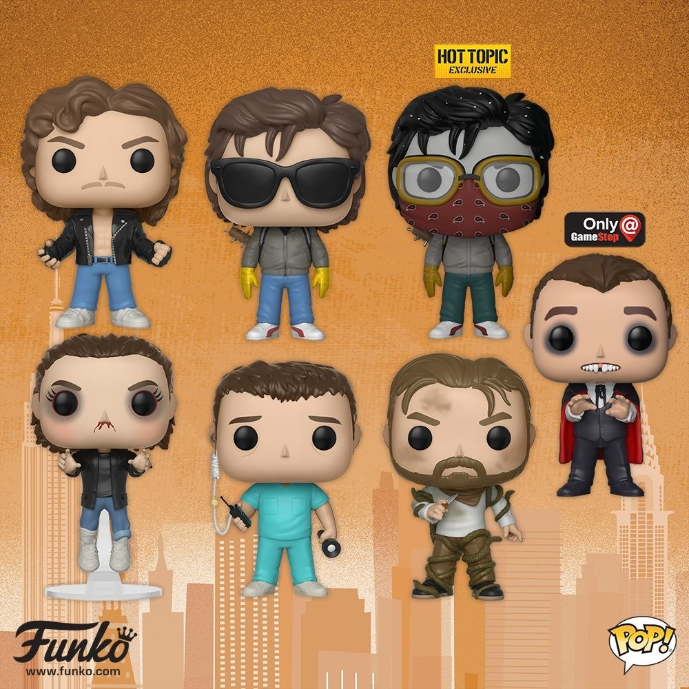 Stranger Things Funko Anuncia Novos Bonecos Pop Da