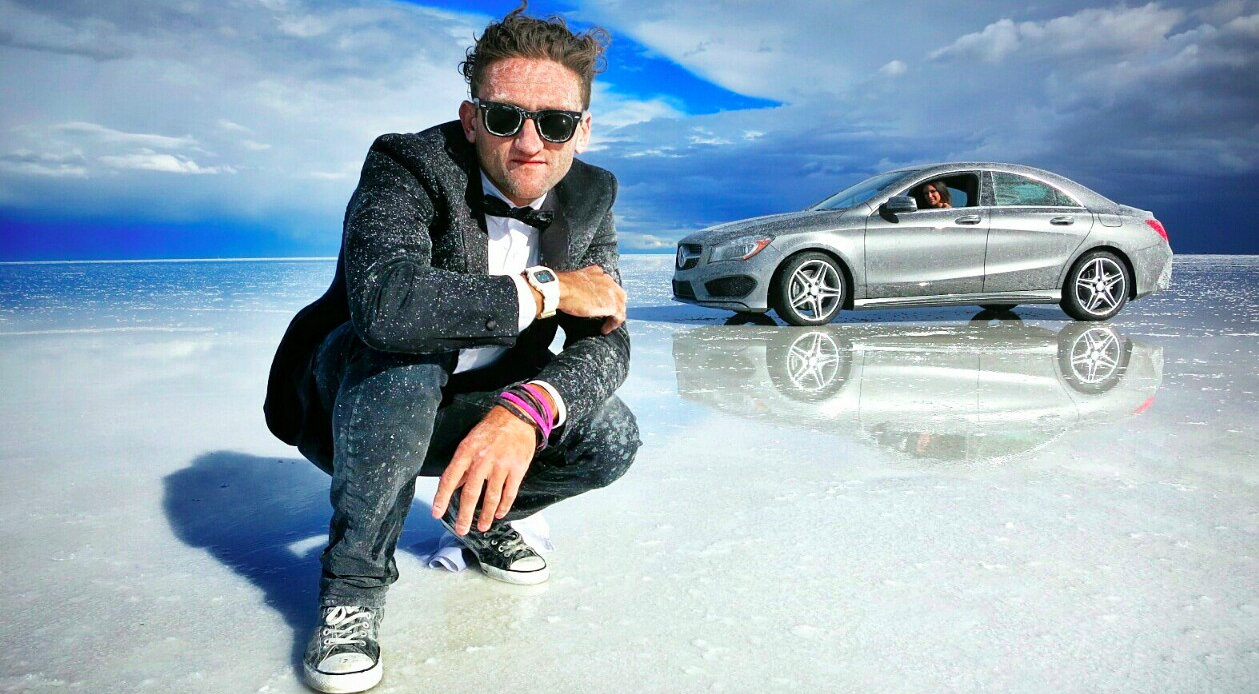 Casey Neistat New Home