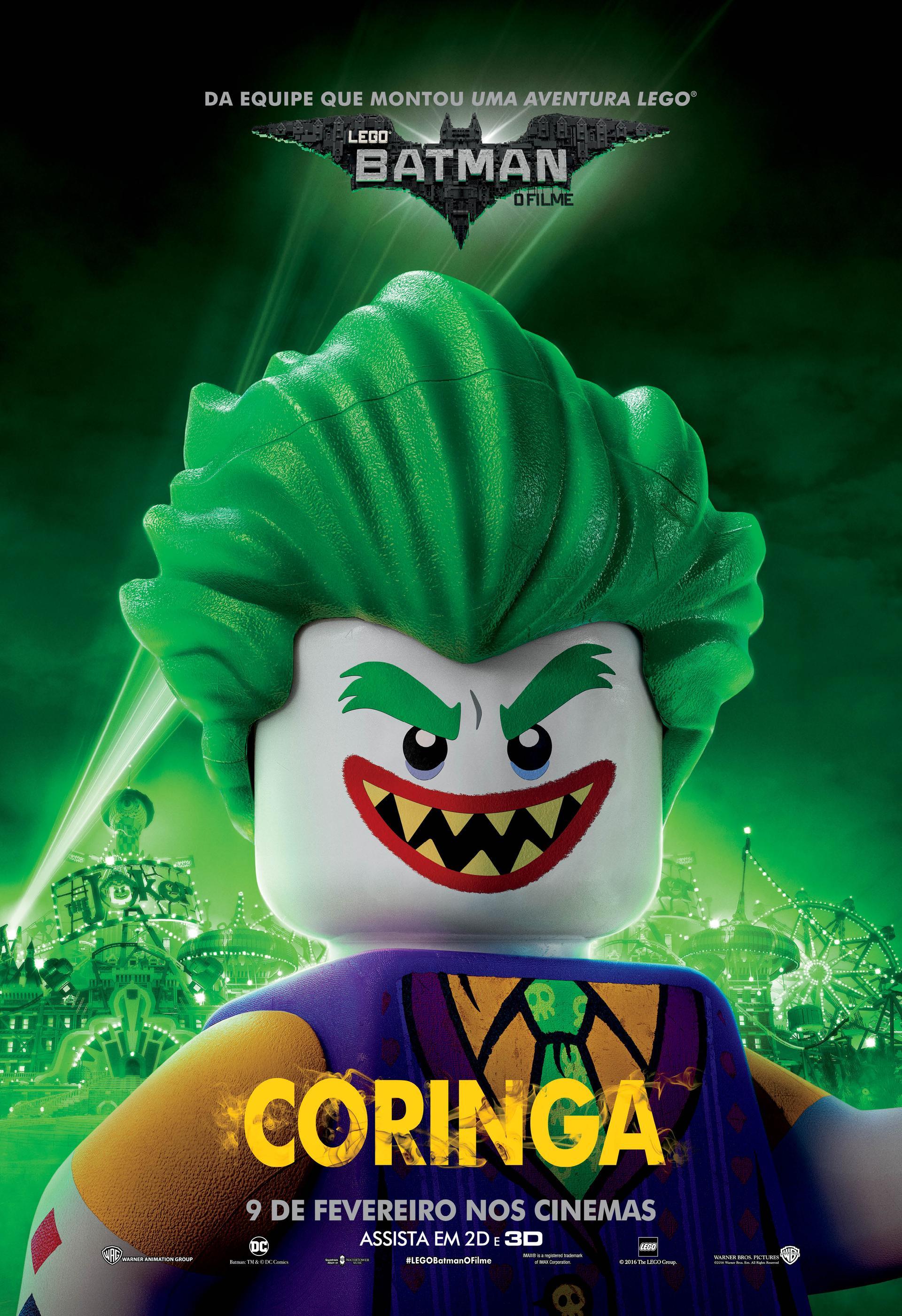 lego batman o filme ganha novos pôsteres dos personagens nerdbunker