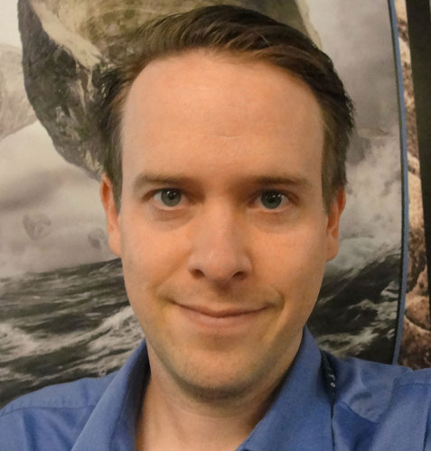 Mark Purvis, Diretor Global de Marketing de Magic