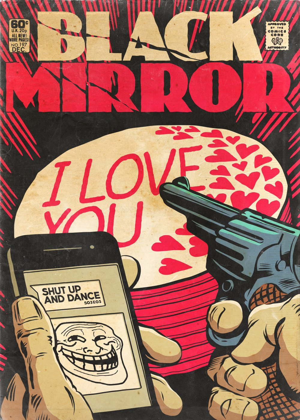 Comic Aun Book Cover Illustration Ver ~ Black mirror artista brasileiro está trabalhando na