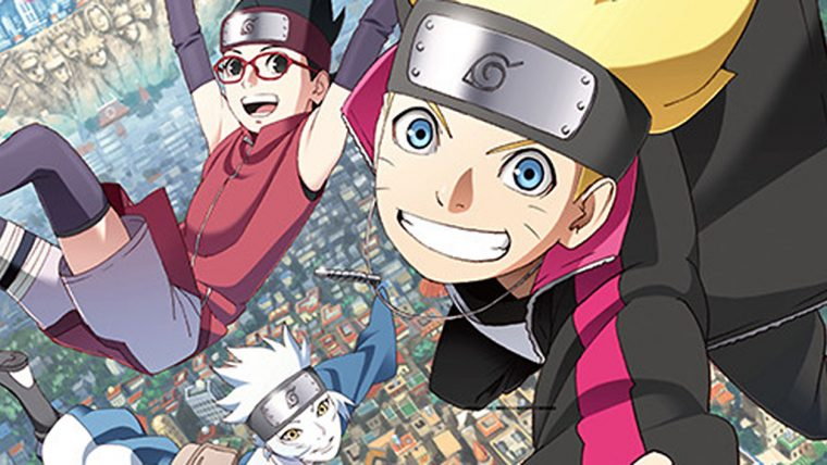 Boruto : Naruto, le film streaming vf vostFR Gratuit