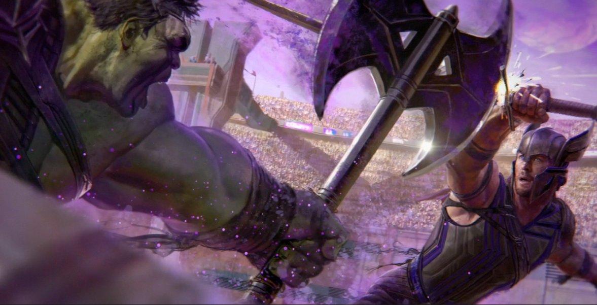 Resultado de imagem para Thor: Ragnarok