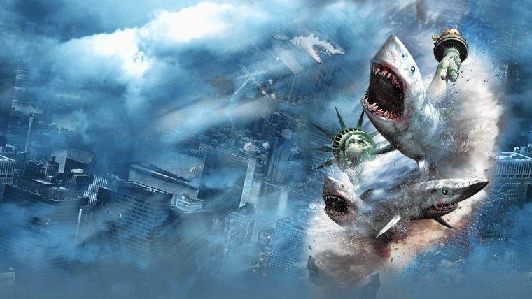 Resultado de imagem para sharknado 5