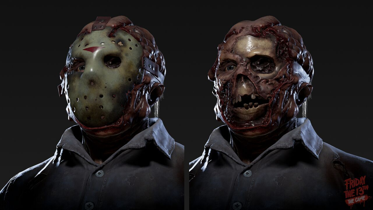 Jason Friday The Th Costume For Kids