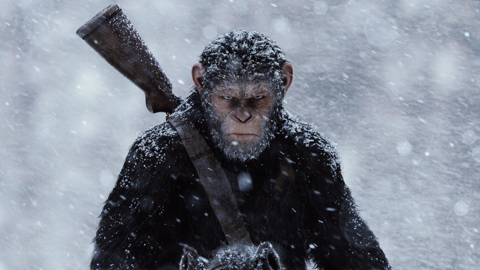 Crítica | Planeta dos Macacos: A Guerra - Jovem Nerd