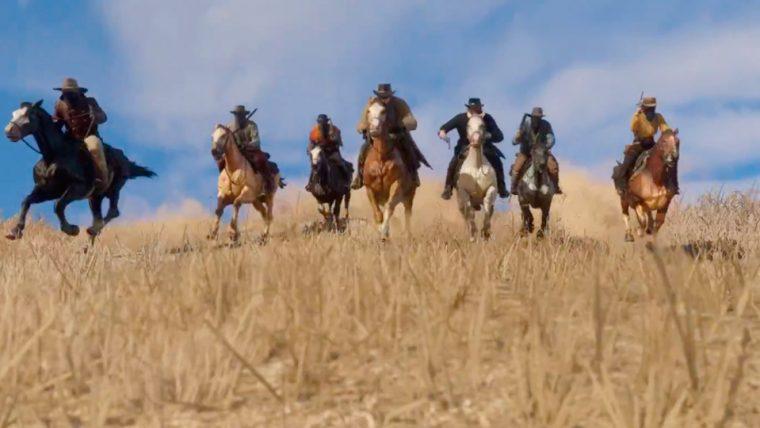 Red Dead Redemption 2 para 2018