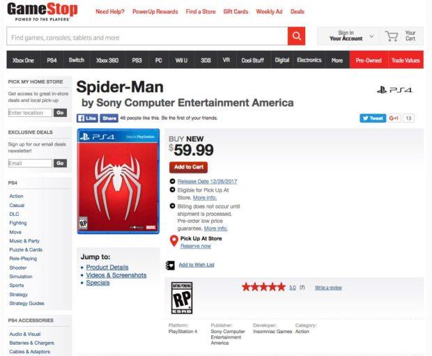 homem-aranha-insomniac-gamestop