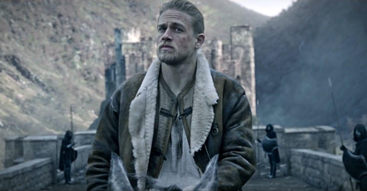 Resultado de imagem para Rei Arthur: A Lenda da Espada