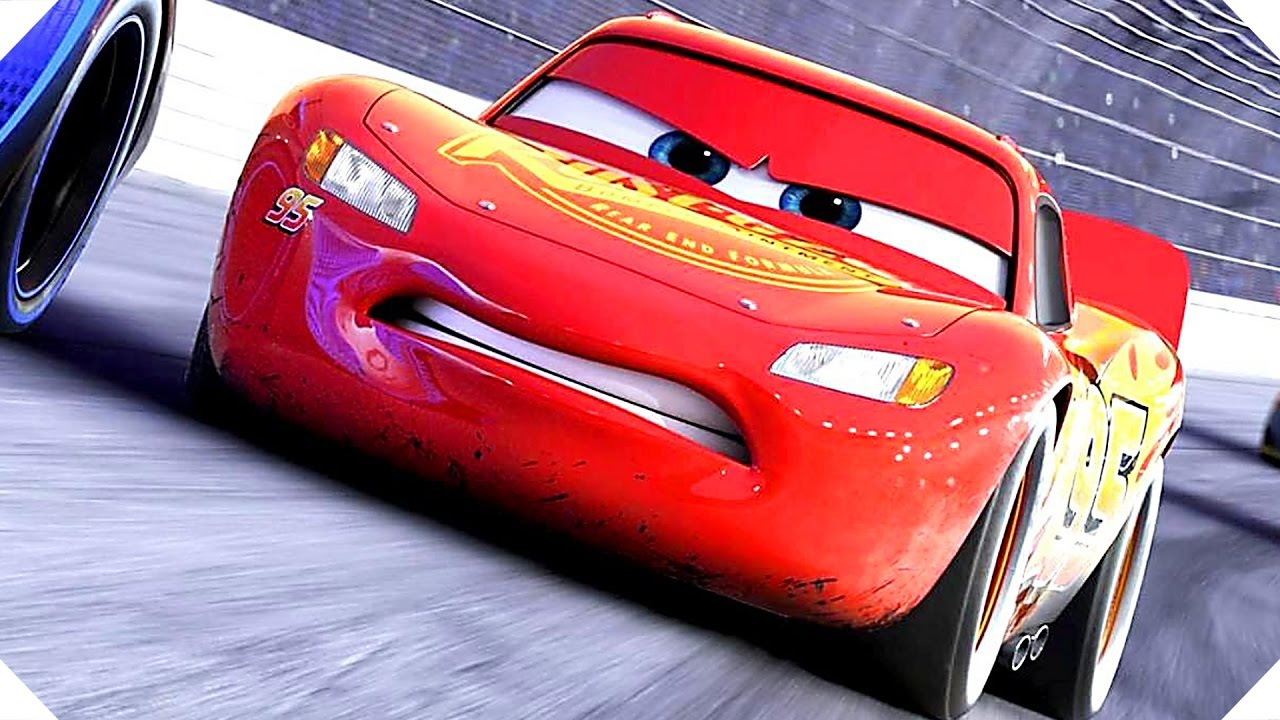 Voiture Cars Flash Mcqueen Programmable
