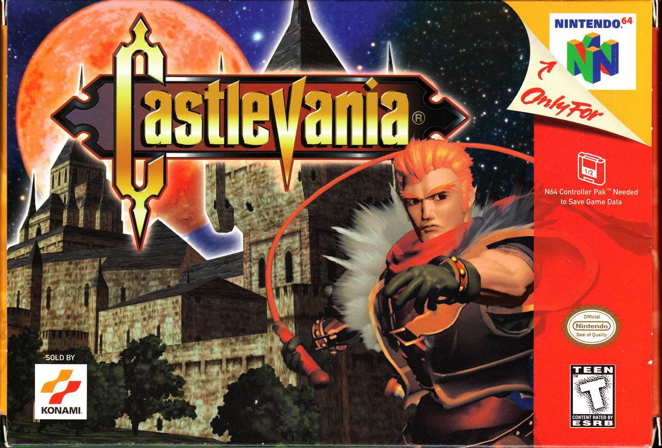 castlevania64