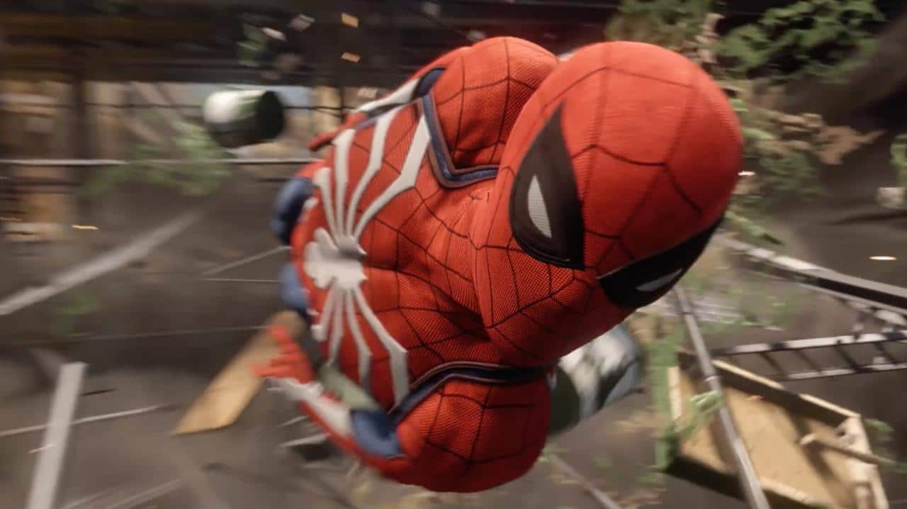 e3-spider-man