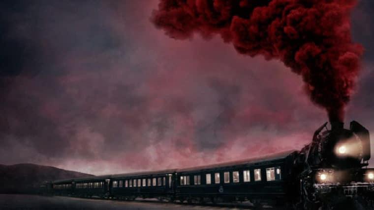 Resultado de imagem para assassinato no expresso do oriente filme poster 2017