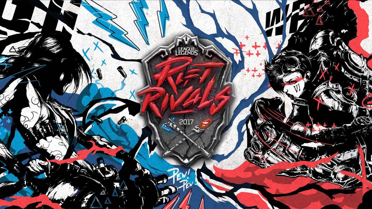 Rift Rivals 2018 в городе Хошимин (Вьетнам)