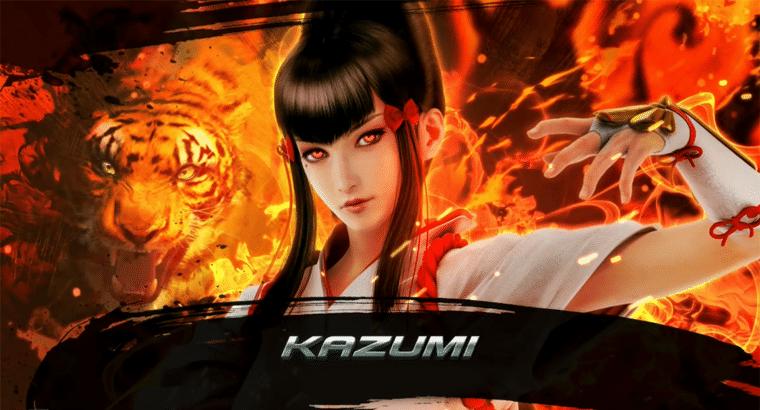kazumi mishima