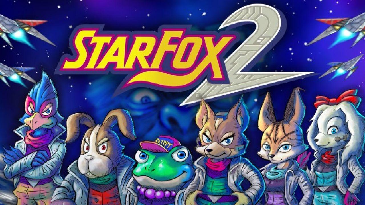 star-fox-2-art
