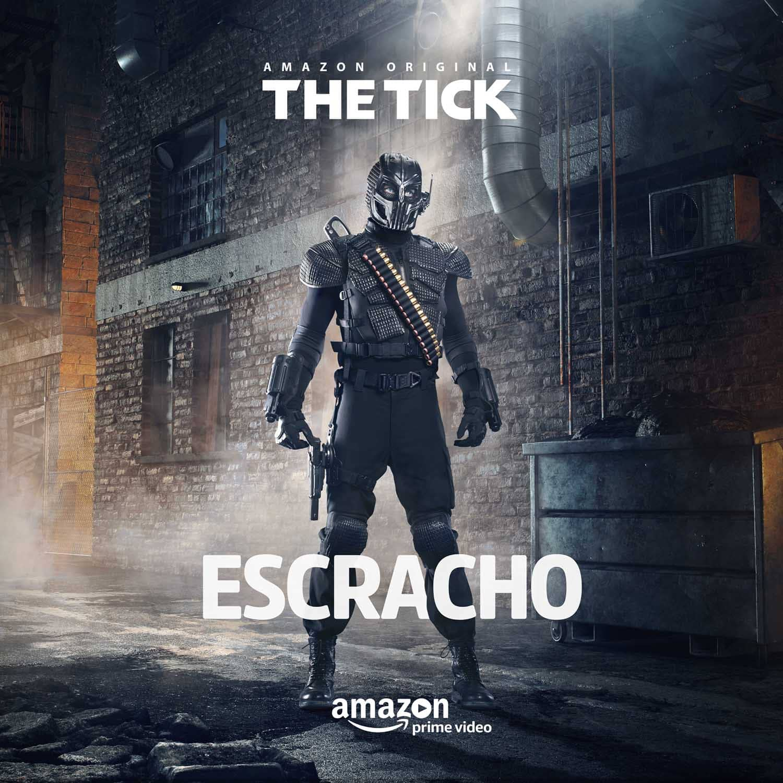 Resultado de imagem para The Tick 2017 posters