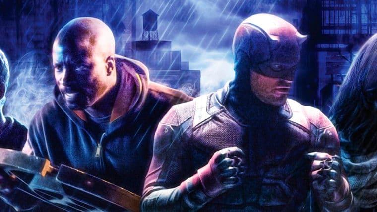 Os Defensores não vão se encontrar no primeiro episódio da série
