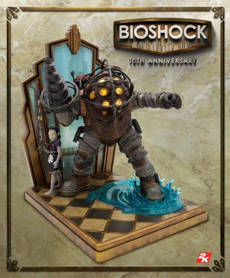 bioshock edicao de 10 anos