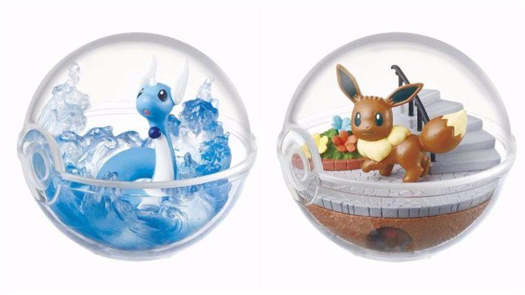 pokemon pokebolas o que tem dentro