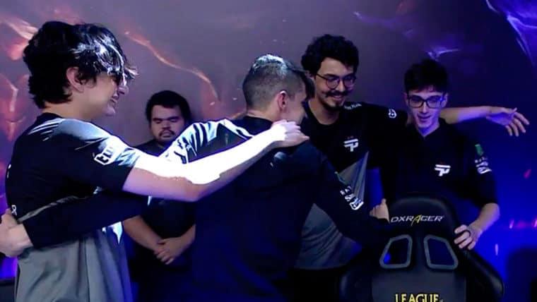 League of Legends | Pain Gaming derrota INTZ e garante vaga na final do CBLoL
