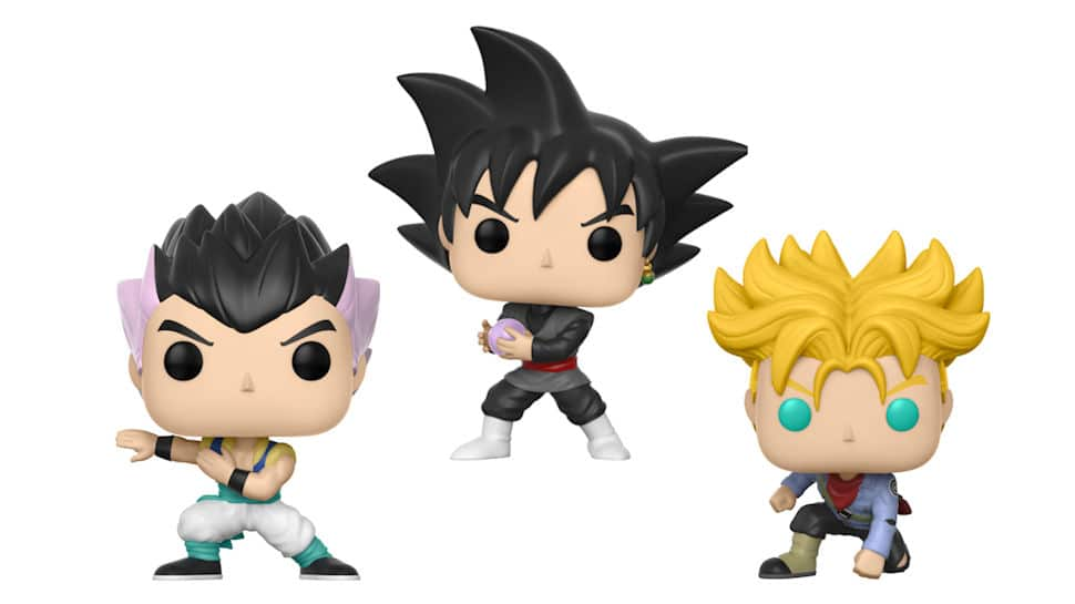 Dragon Ball Super Ganha Nova Linha De Funko Pop Nerdbunker