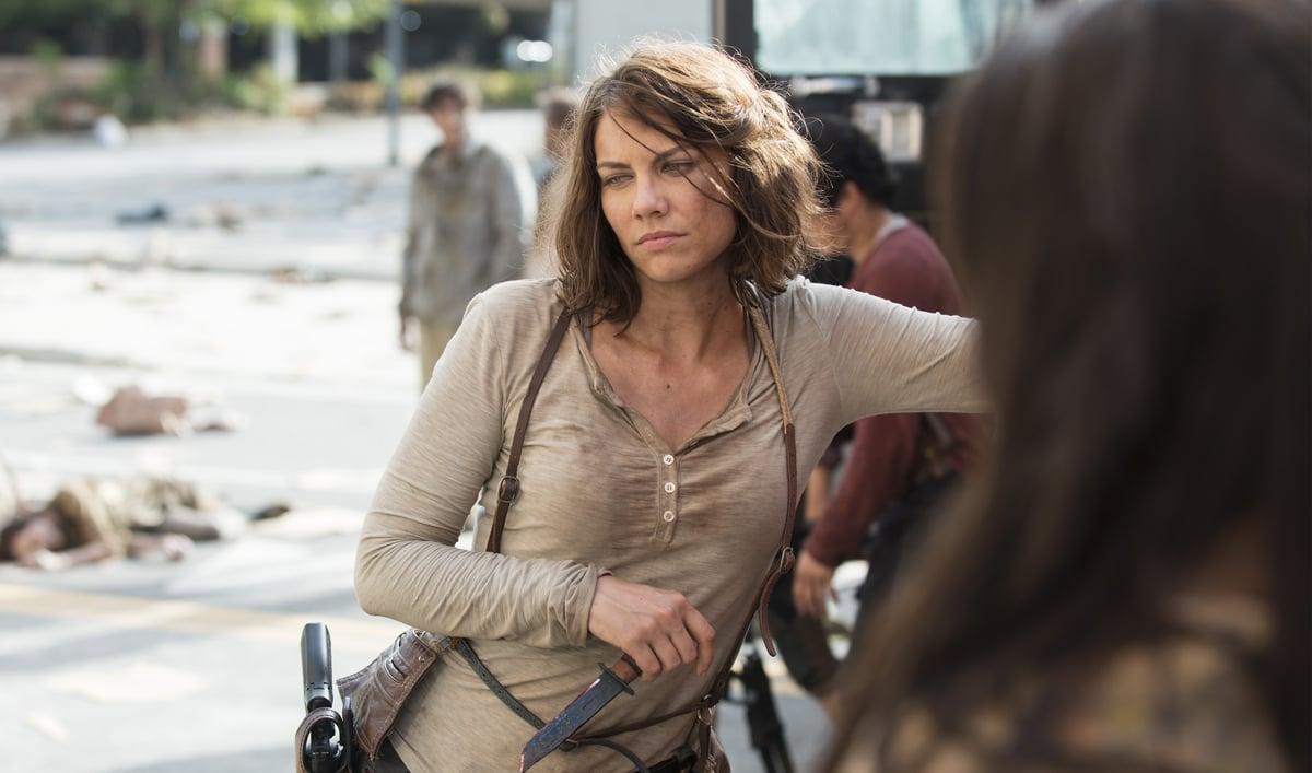 Resultado de imagem para Maggie The Walking Dead