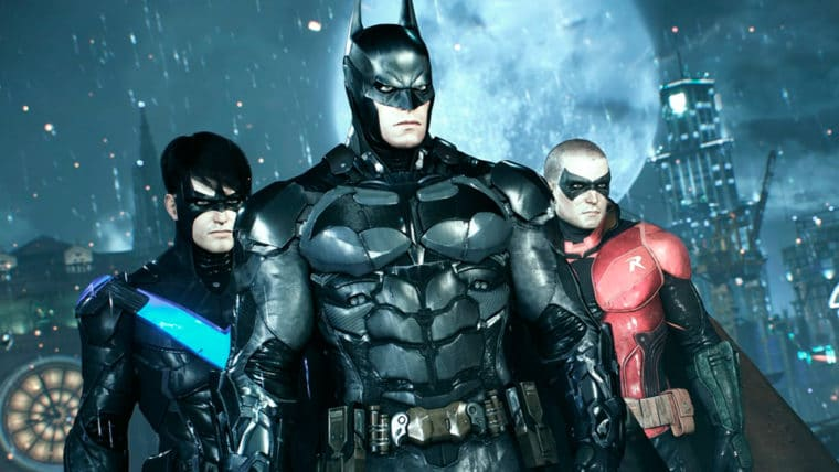 Novo jogo da série Batman  Arkham não vai acontecer 4629f1c116c