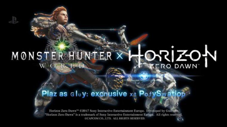 World terá Aloy como personagem jogável no PS4 — Monster Hunter
