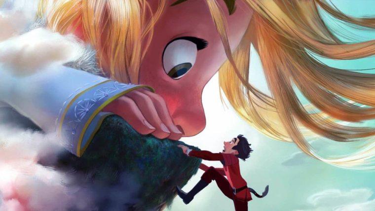 gigantic animação da disney é cancelada jovem nerd