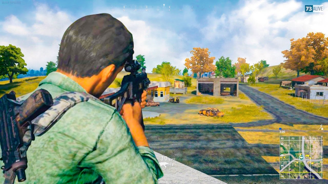 Player Unknown Battlegrounds Pc Buildings Low Texture