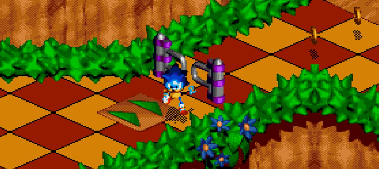 Depois de 21 anos, desenvolvedor de Sonic 3D Blast lançará