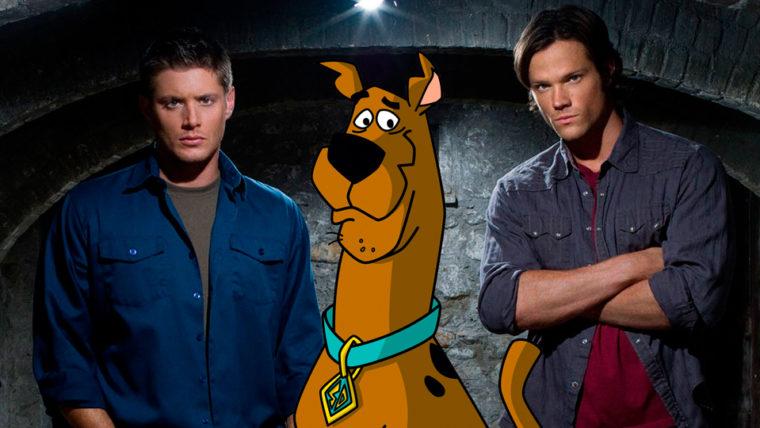 Resultado de imagem para Supernatural Scooby-Doo