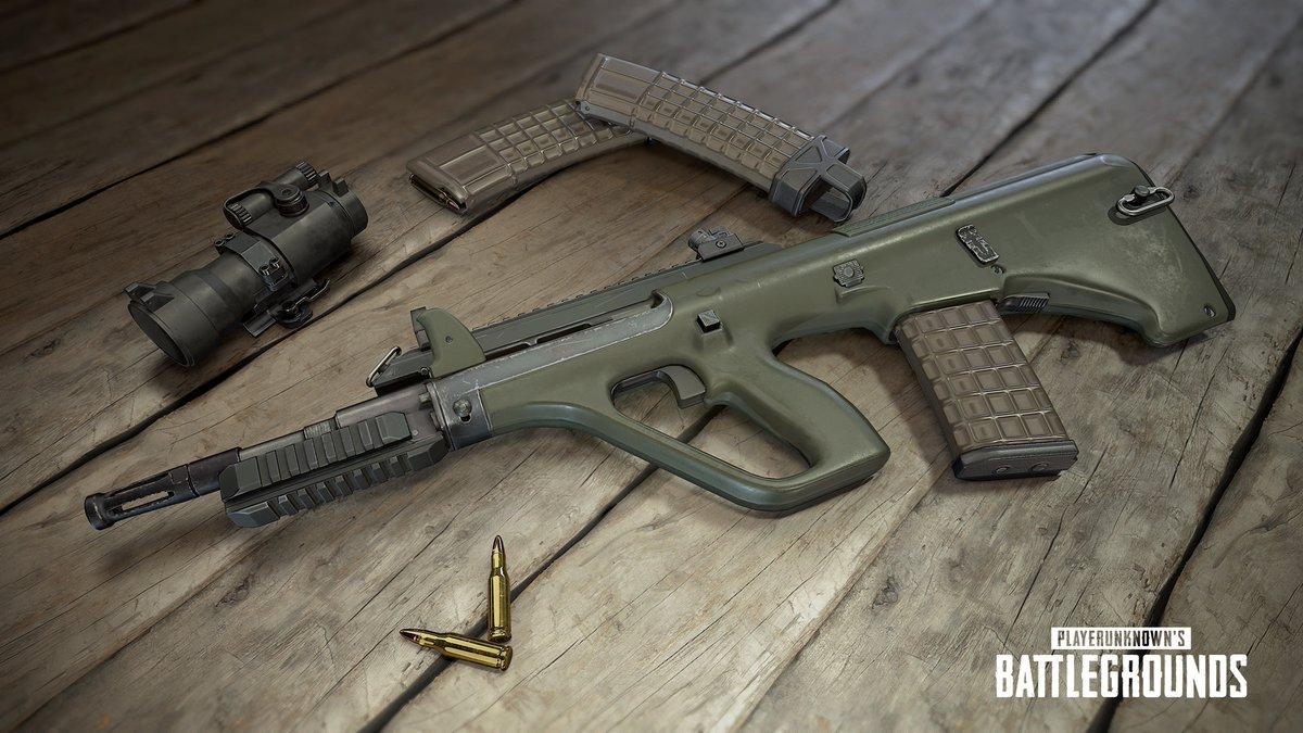 PlayerUnknow's Battlegrounds Ganhará Novas Armas Em Breve