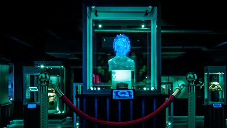 Black Mirror | Netflix Divulga Cartaz Do Episódio U201cBlack Museumu201d Part 37
