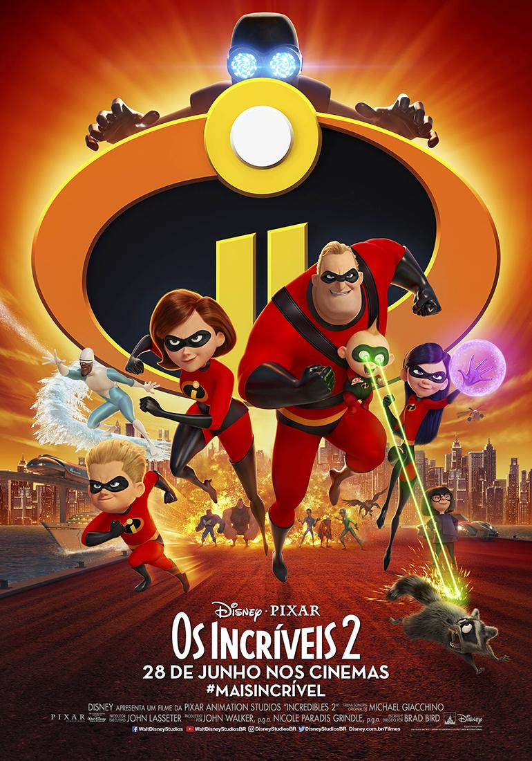Resultado de imagem para os incríveis cartaz do filme