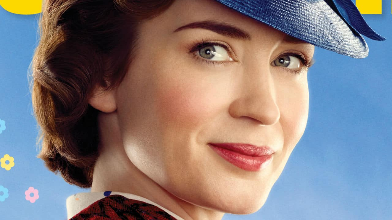 Mary Poppins will fly back into movie theatre a bit sooner than expected Disney has moved up the opening of the upcoming Mary Poppins Returns to December