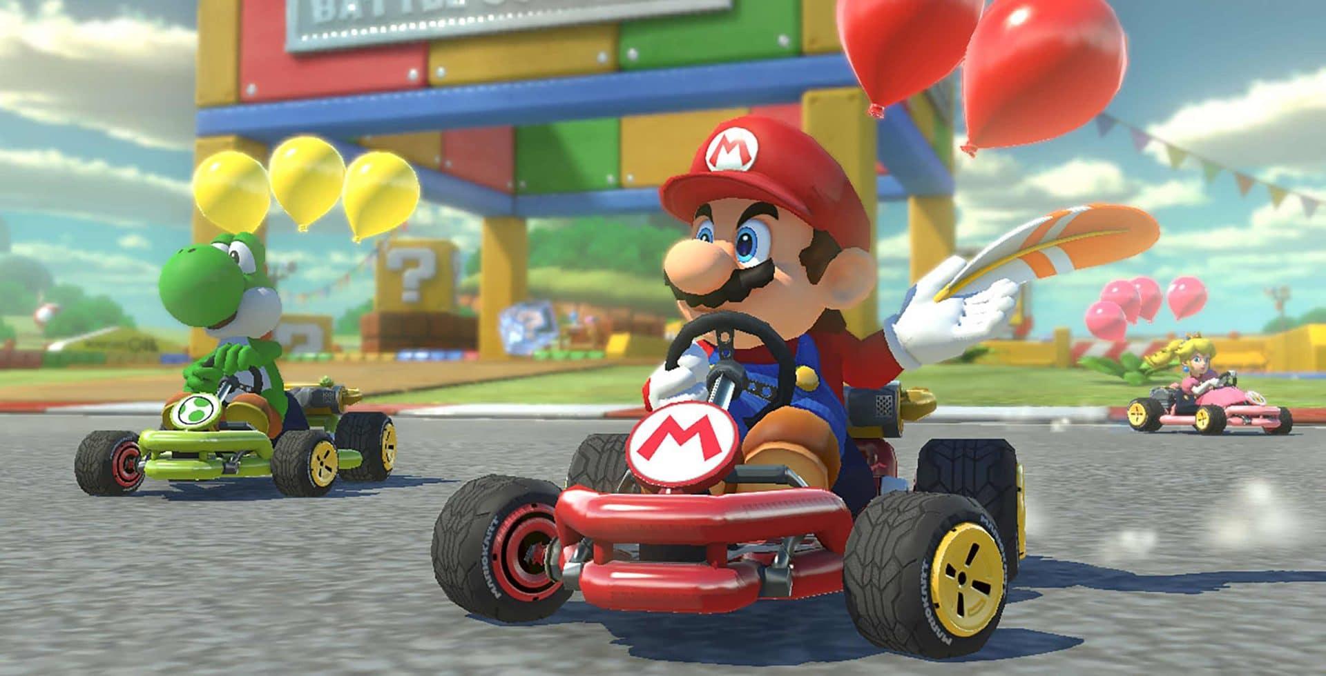 Mario Kart para smartphones é anunciado pela Nintendo - Jovem Nerd