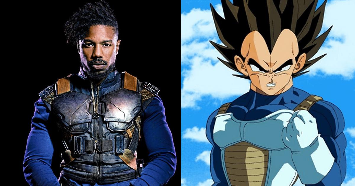 Pantera Negra | Internet diz que Killmonger é inspirado em Vegeta e queremos que seja real - NerdBunker