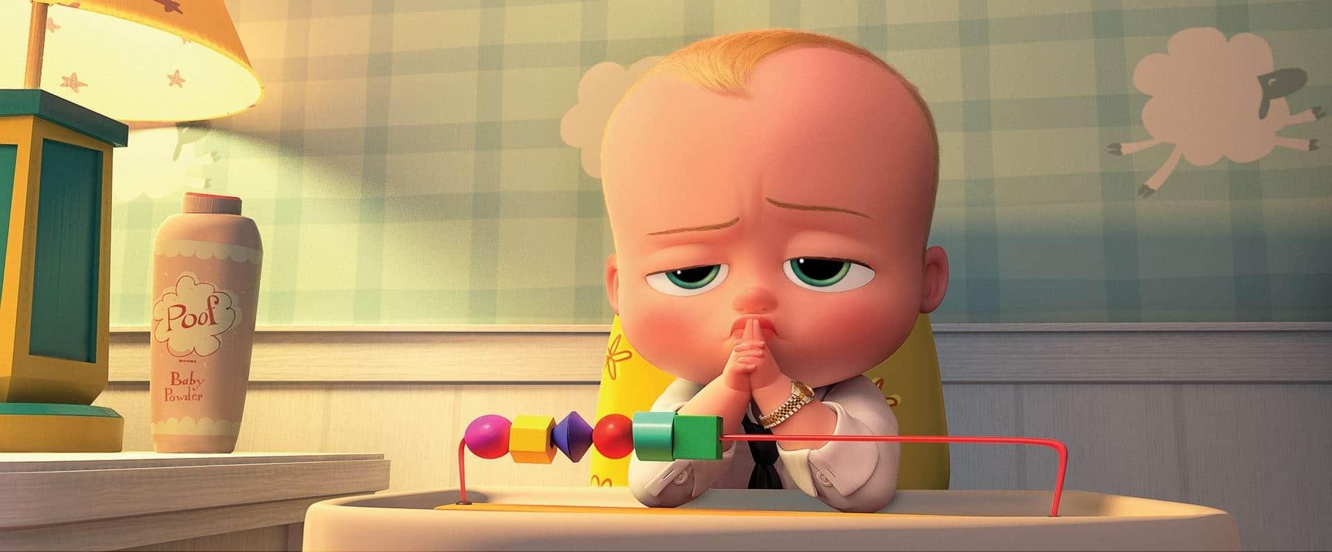 Netflix anuncia s rie de o poderoso chefinho nerdbunker - Baby animation wallpaper ...