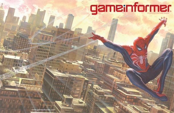 Homem-Aranha exclusivo de PS4 já tem data de lançamento