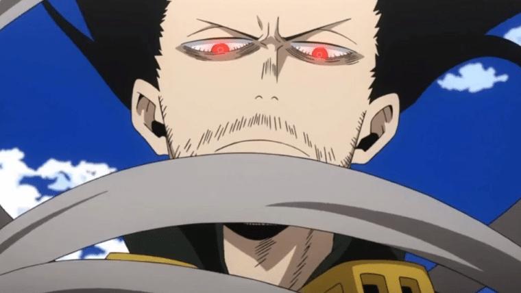 Resultado de imagem para eraser head boku no hero