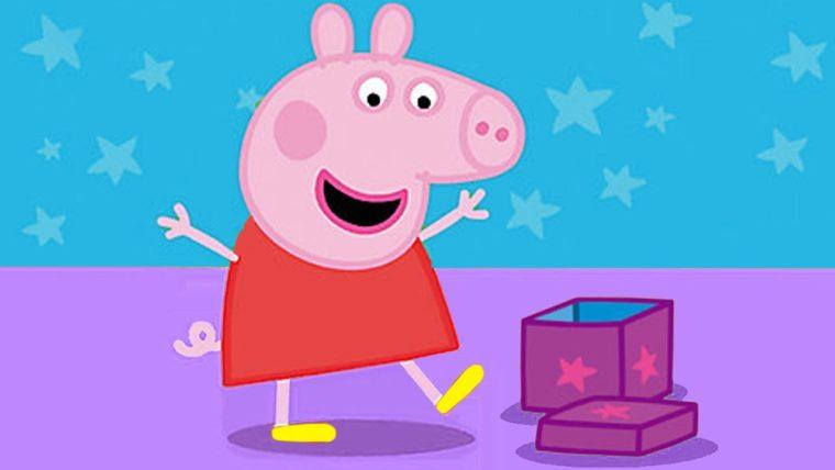 Peppa Pig - Brincando de Bobinho -T03 09 / Português - Br - Vídeo  Dailymotion