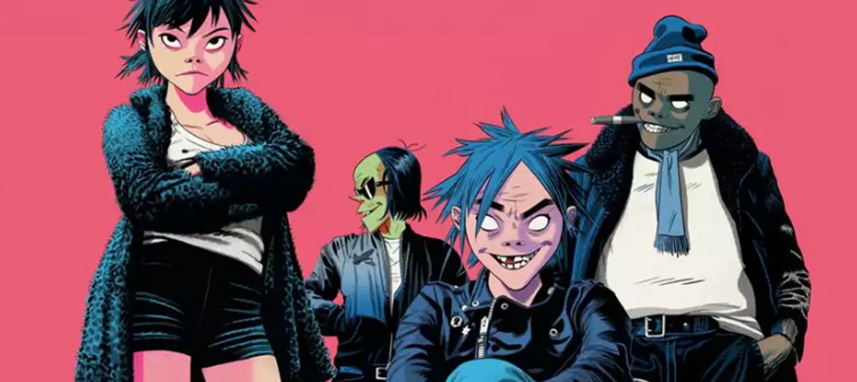 Gorillaz | Ace, do desenho Meninas Superpoderosas é o novo membro da banda