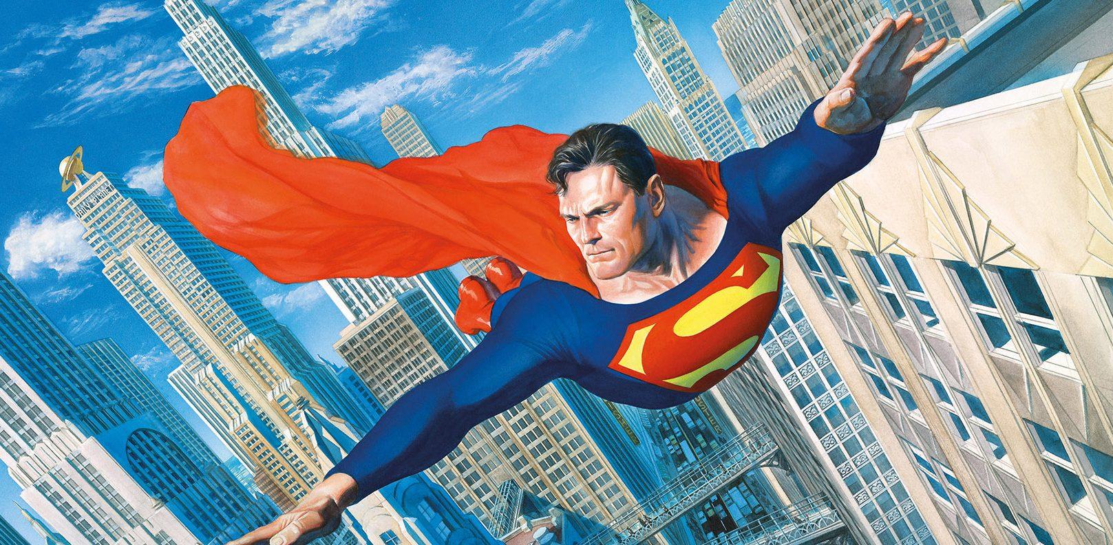 Tem Na Web - Superman - Rocksteady nega informação de que está trabalhando em jogo do herói