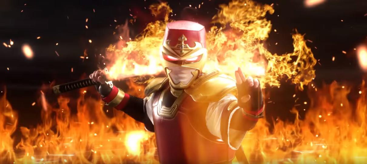 Jiraya Space Squad Vs. Kyuranger Teaser 4