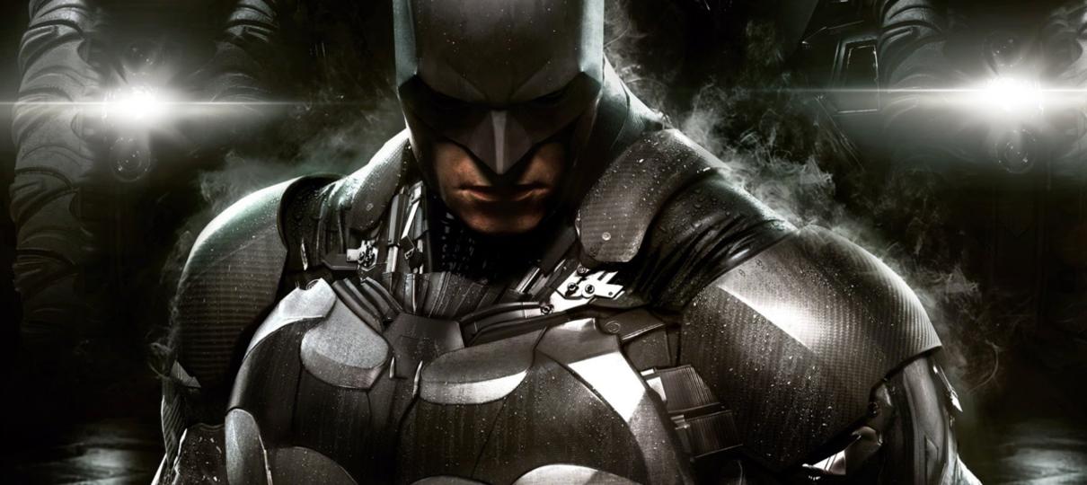 Trecho Estúdio é responsável pela série de jogos Arkham do Batman Clique  para continuar lendo c596c38e9d5