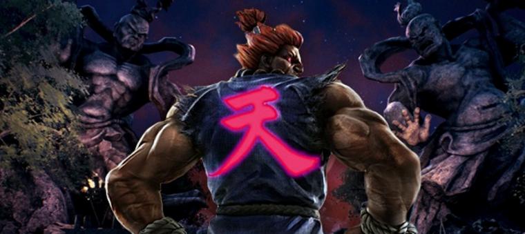 Akuma em Tekken 7
