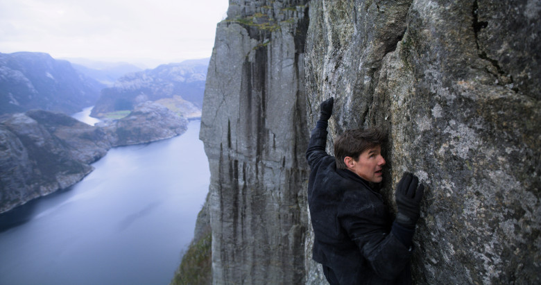 MIssão: Impossível montanha